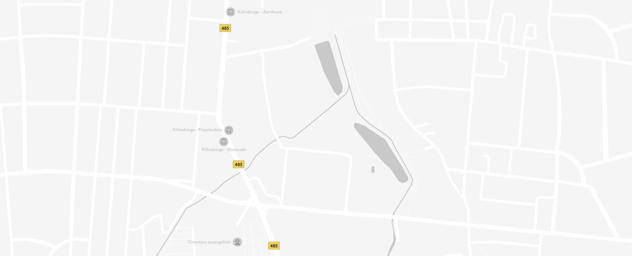 Plan centrum » Centrum Handlowe Tkalnia Pabianice