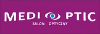 Logo marki salonu optycznego Medi-Optic