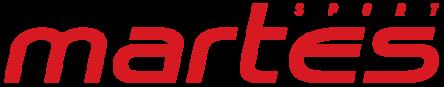 Logo marki odzieży sportowej Martes