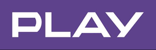 Logo marki Play