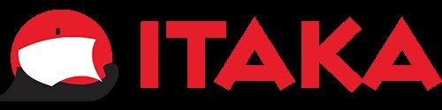 Logo marki ITAKA