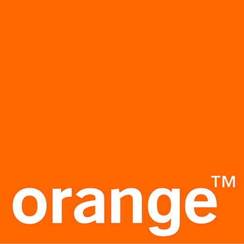 Logo marki Orange