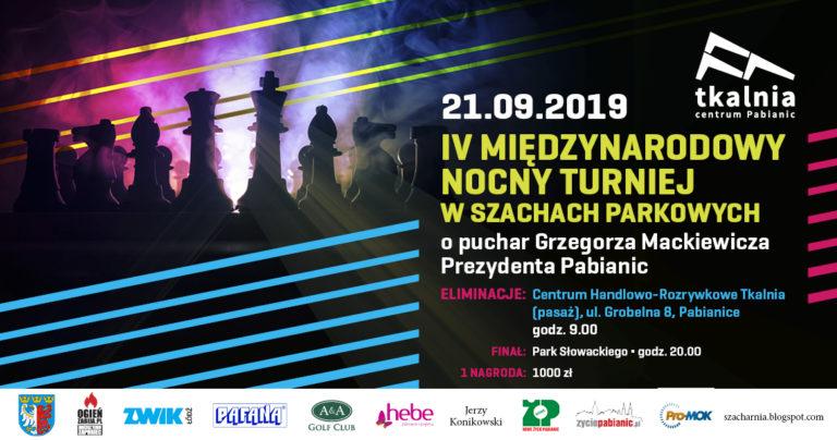 Turniej Szachowy w Tkalni 21.09.