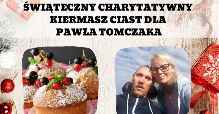 """Charytatywny kiermasz """"Rap Terapia Ratuje Pawła"""""""