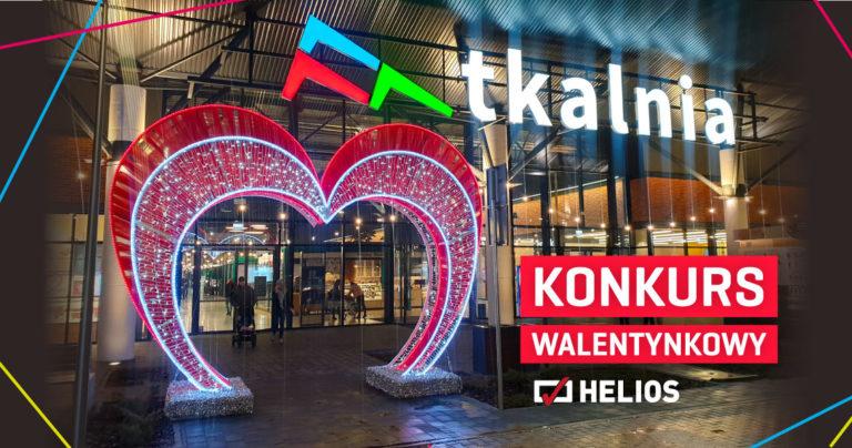 Konkurs Walentynkowy #Tkalnia Cię Kocha!