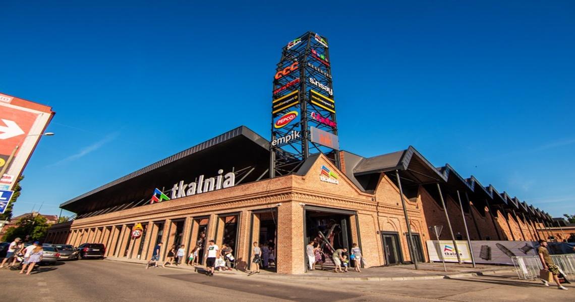 Zabierz swoje dziecko do placu zabaw w centrum handlowym Tkalnia w Pabianicach