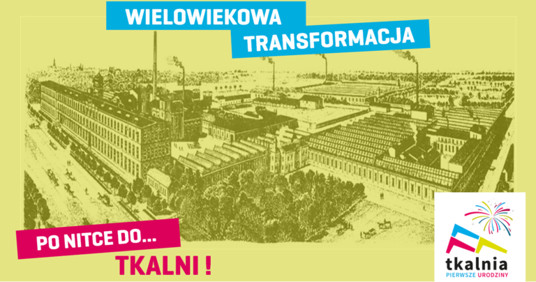 Historia postania poprzednika Tkalni – fabryki Krusche & Ender