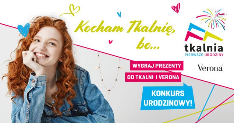 "Konkurs ""Kocham Tkalnię, bo…"""