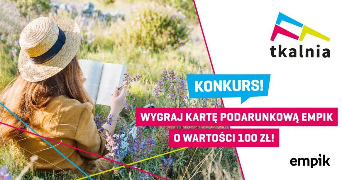 Konkurs od Empik w Tkalni