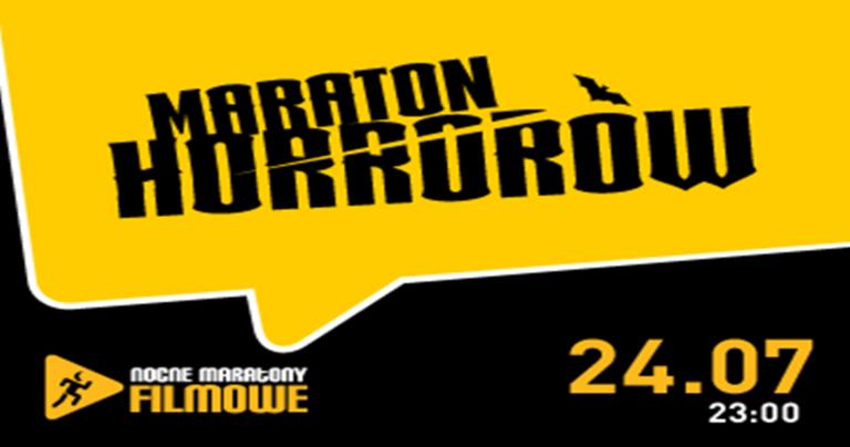 Projekt specjalny: Maraton Horrorów w kinie Helios w Tkalni
