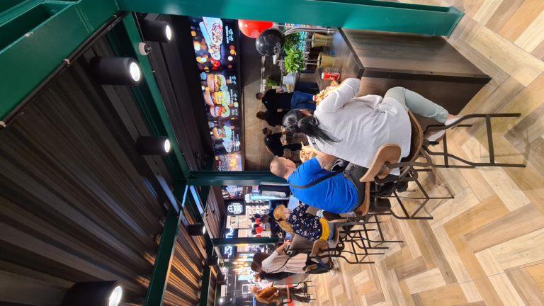Nowe otwarcie w Tkalni