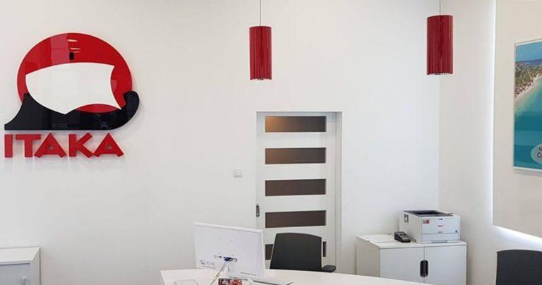 Biuro PodróżyITAKAw Tkalni znów otwarte!