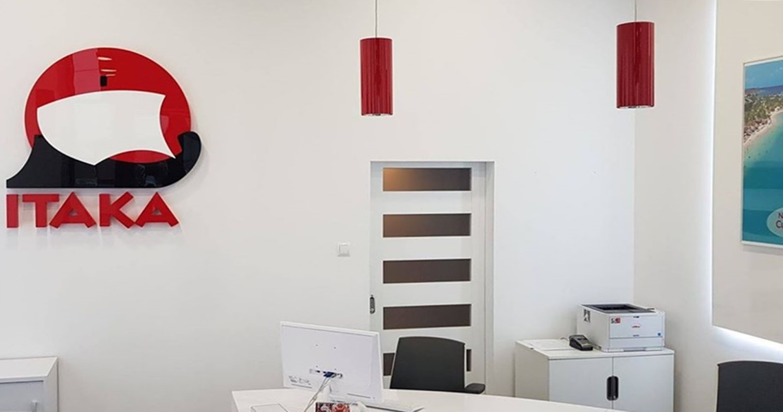 Biuro podróży ITAKA znów otwarte w Tkalni