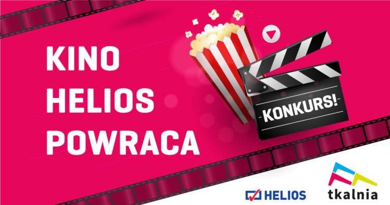 """Konkurs """"Kino Helios Powraca"""""""