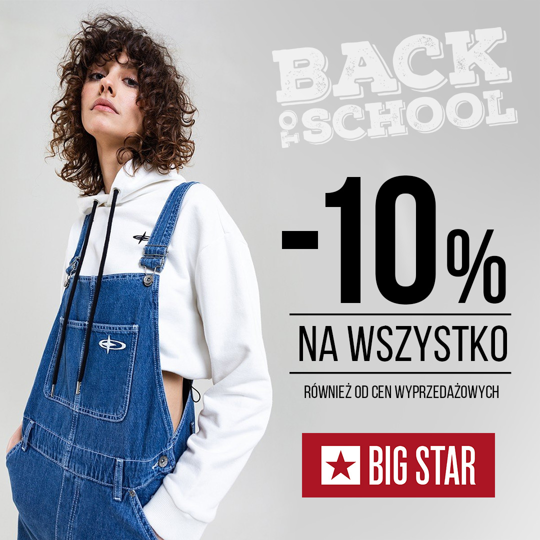 Promocje w Big Star w Tkalni