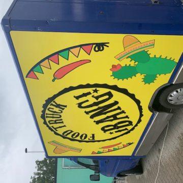 Bang Food Truck na wydarzeniu w Tkalni