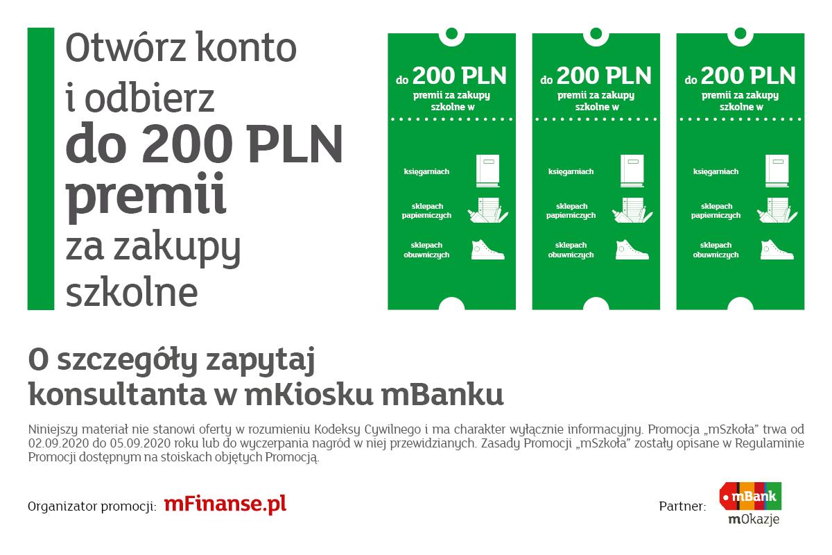 Promocja mBanku w Tkalni
