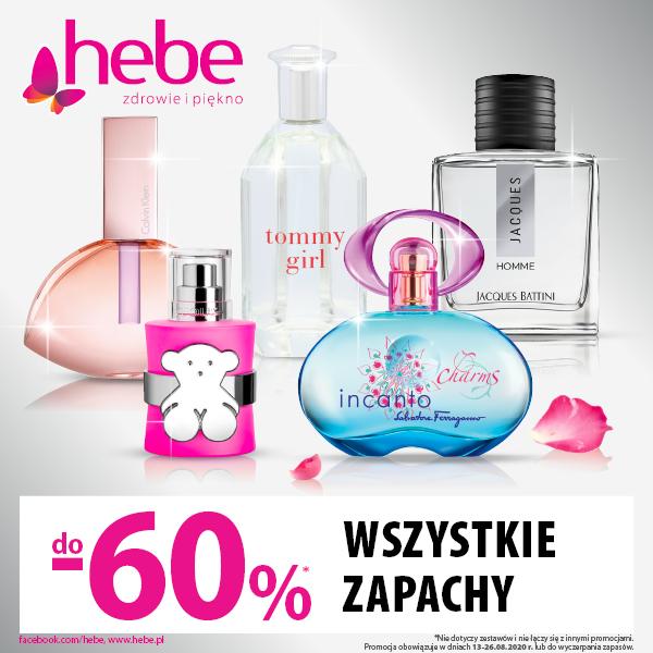 Oferta w sklepie Hebe w Tkalni
