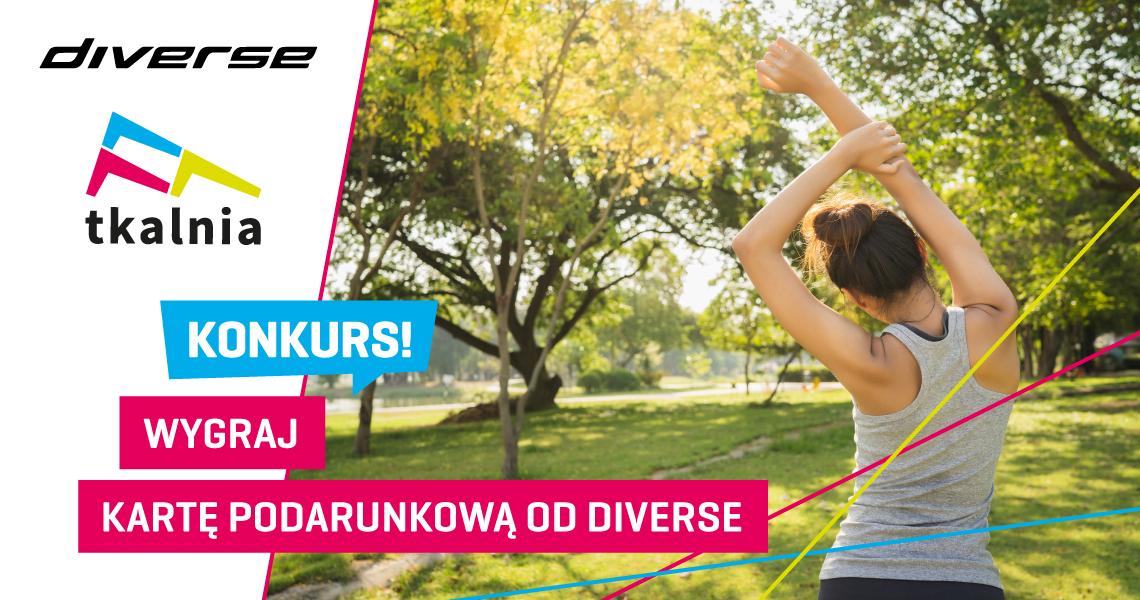 Wygraj kartę podarunkową do Diverse