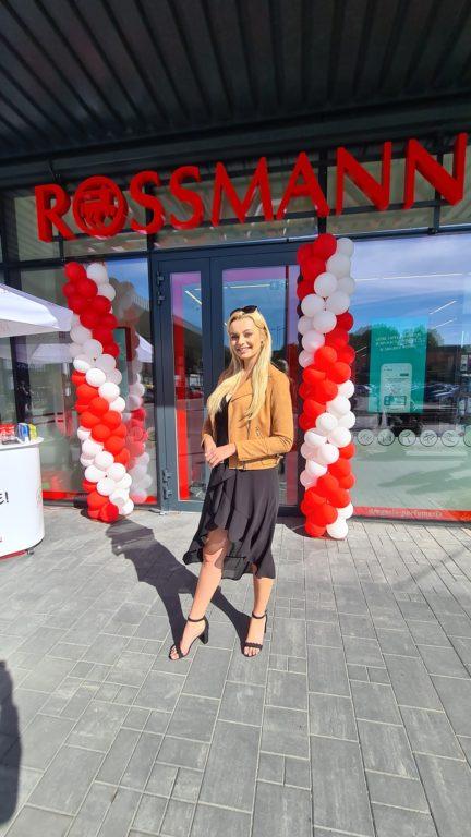 Otwarcie nowej drogerii Rossmann w Tkalni