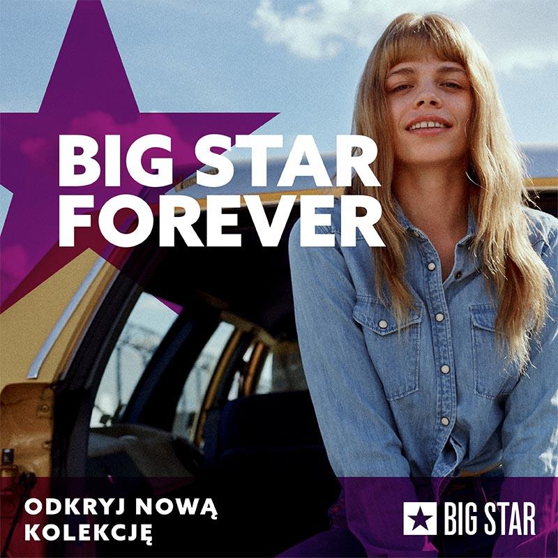 Nowa kolekcja w sklepie Big Star w Tkalni