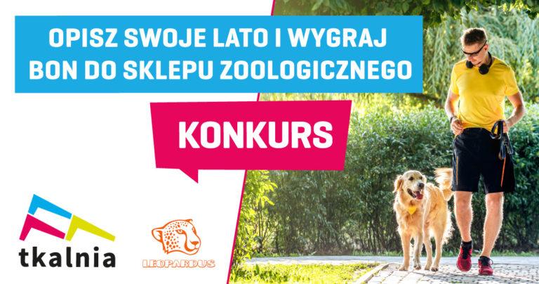 Wygraj bon do sklepu zoologicznego Leopardus