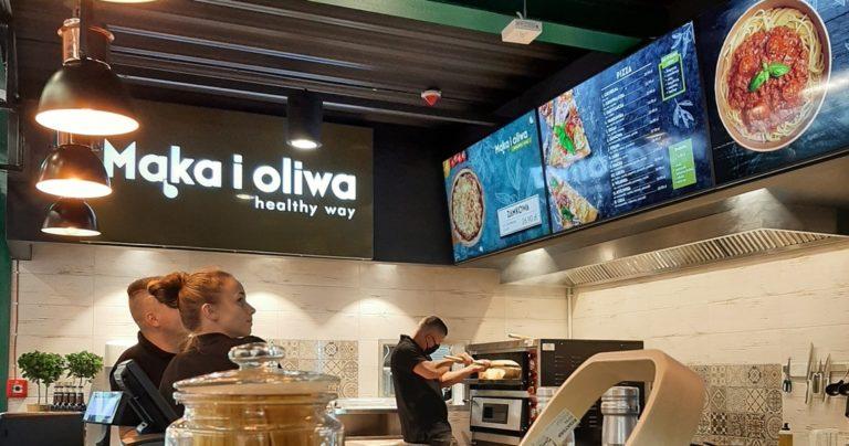 Nowy lokal gastronomiczny Mąka i Oliwa w Tkalni