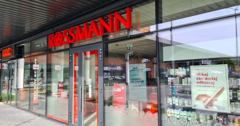 Dzisiaj otwarcie nowej drogerii Rossmann w Tkalni!