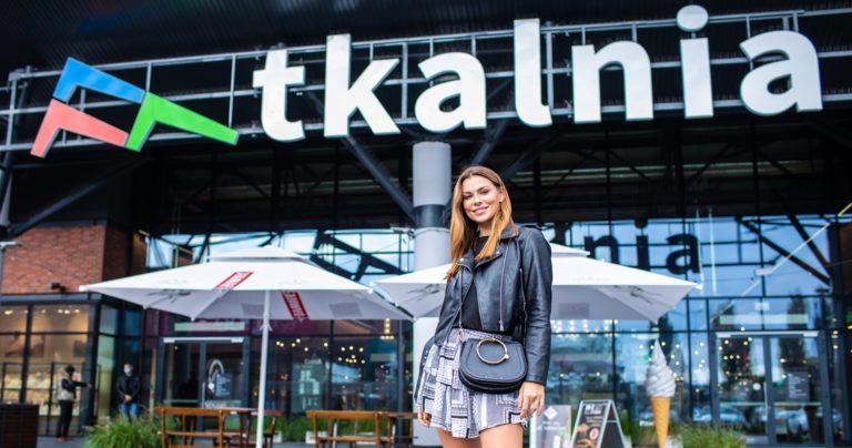 Tkalnię odwiedziła Agata Biernat – modelka oraz Miss World Poland 2018