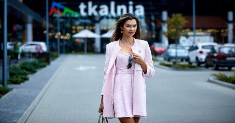 Barbara Tatara – modelka i Miss Polonia 2007 odwiedziła Tkalnię