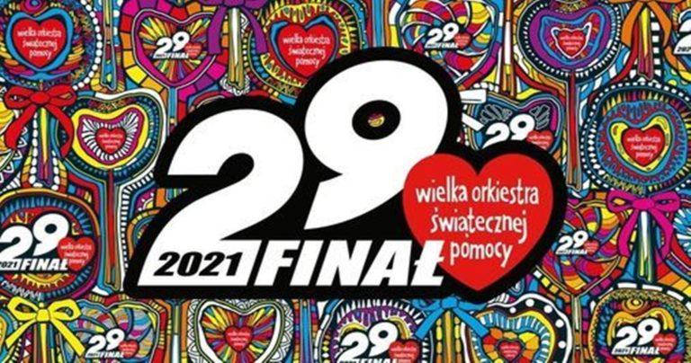 Tkalnia wspiera 29. finał Wielkiej Orkiestry Świątecznej Pomocy