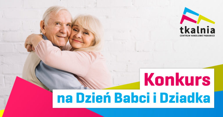 Konkurs na Dzień Babci i Dziadka