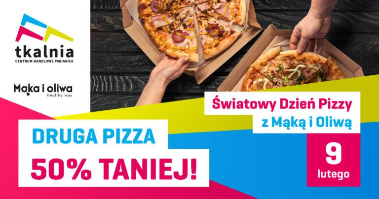 Międzynarodowy Dzień Pizzy w Tkalni