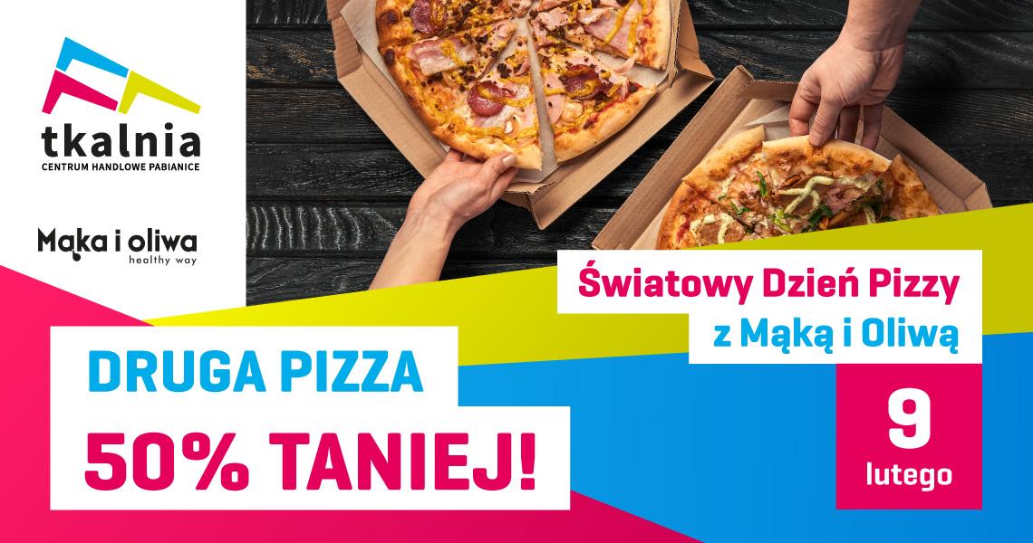 Międzynarodowy Dzień pizzy w Maką i Oliwą
