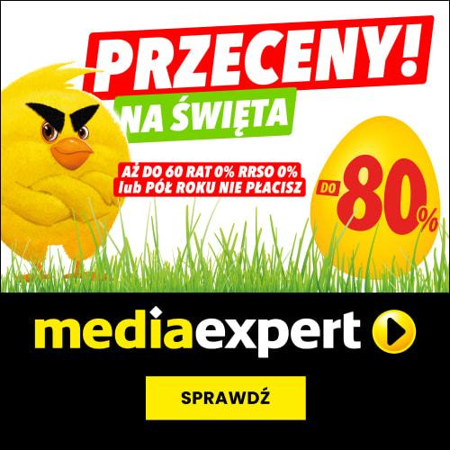 Sklep Media Expert w Tkalni