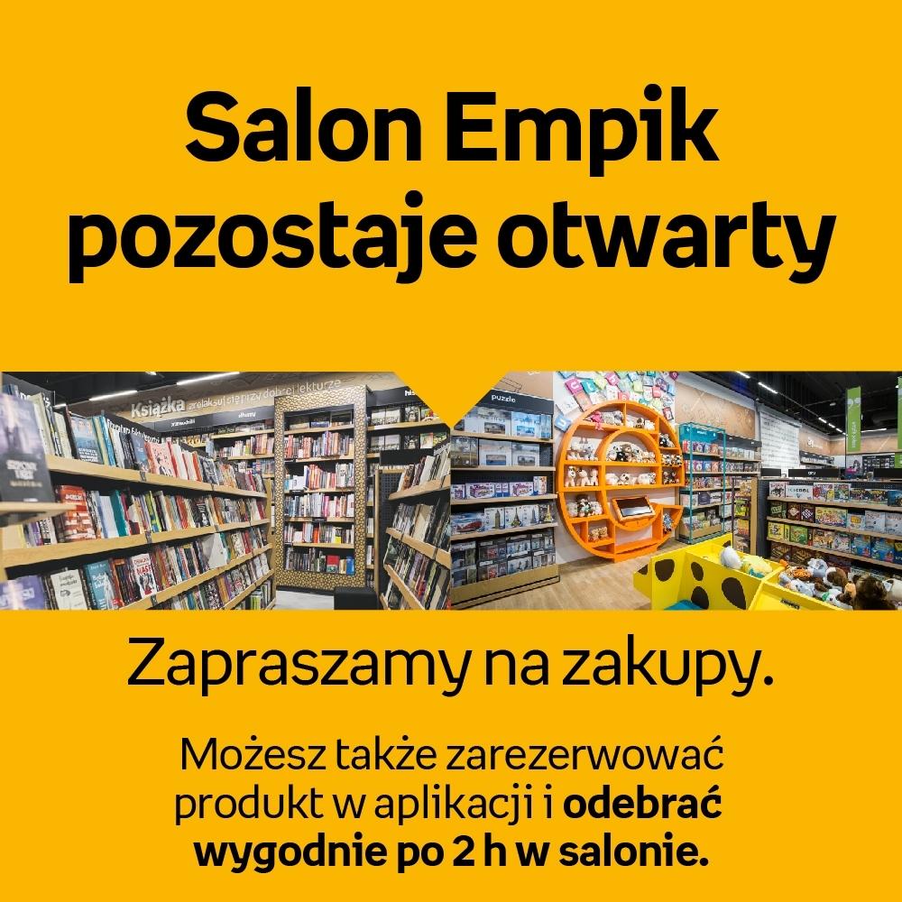 Salon Empik w Tkalni Pabianice