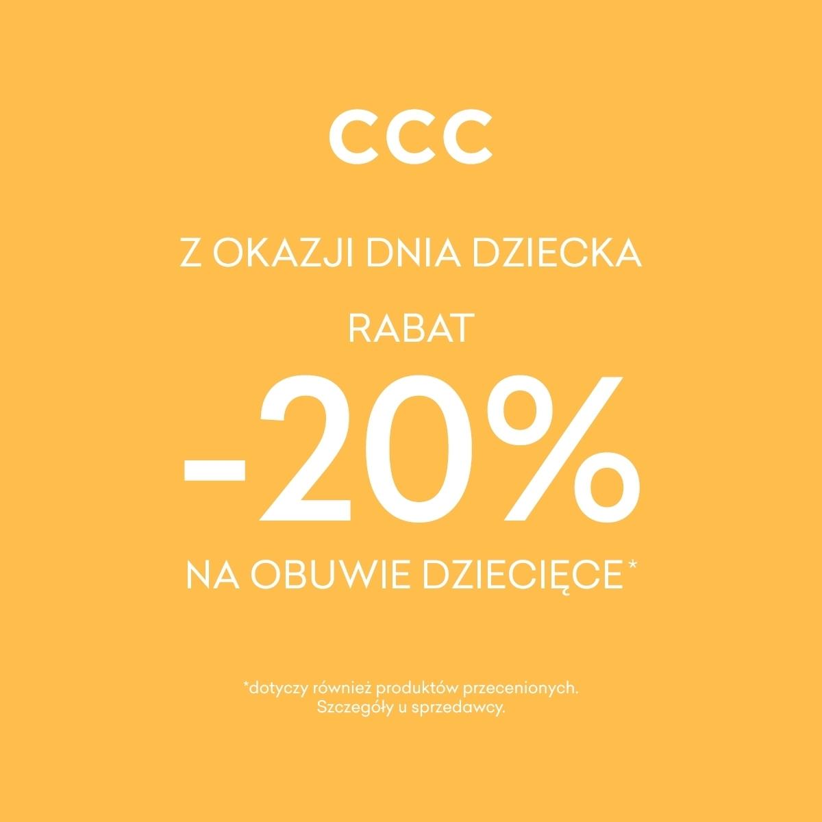 Sklep CCC w Tkalni