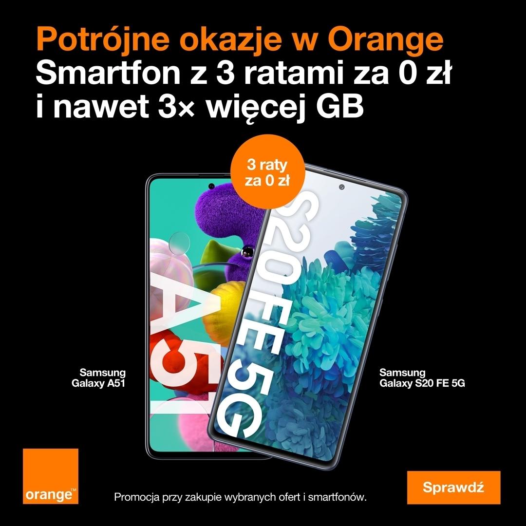 Salon Orange w Tkalni