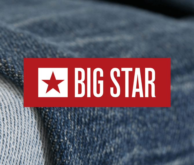 Sklep Big Star w Tkalni