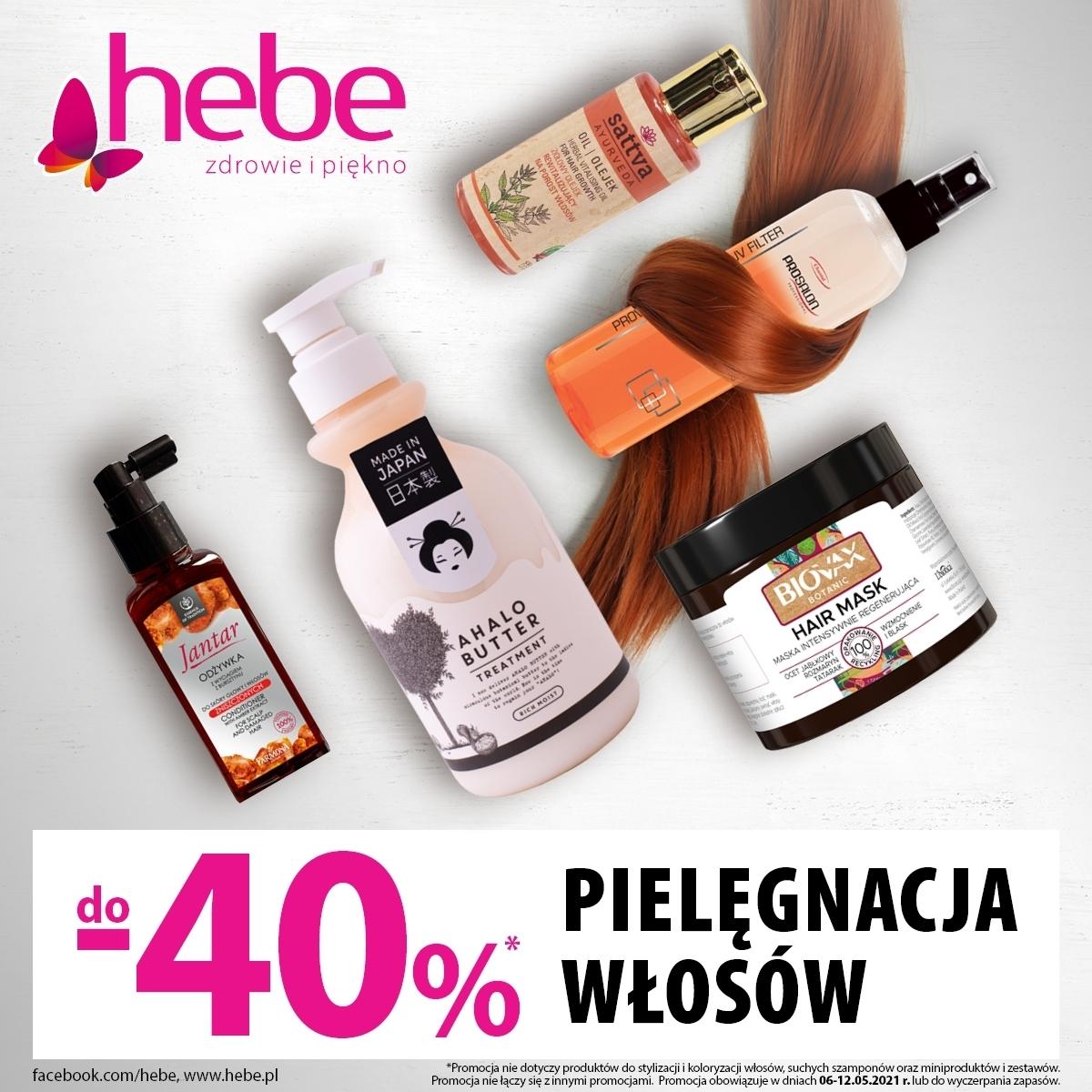 Drogeria Hebe w Tkalni
