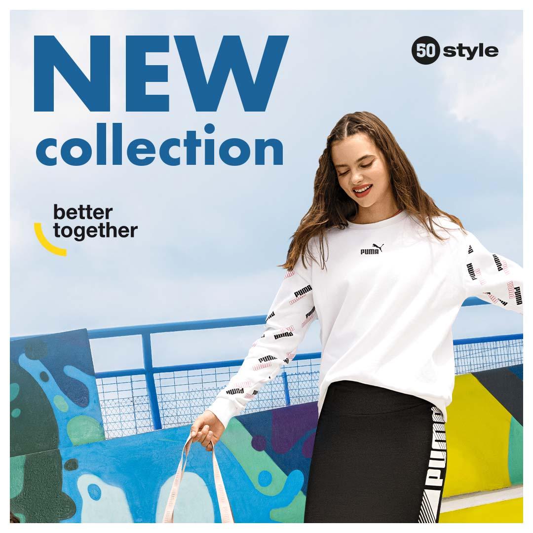 Nowa kolekcja w 50 Style