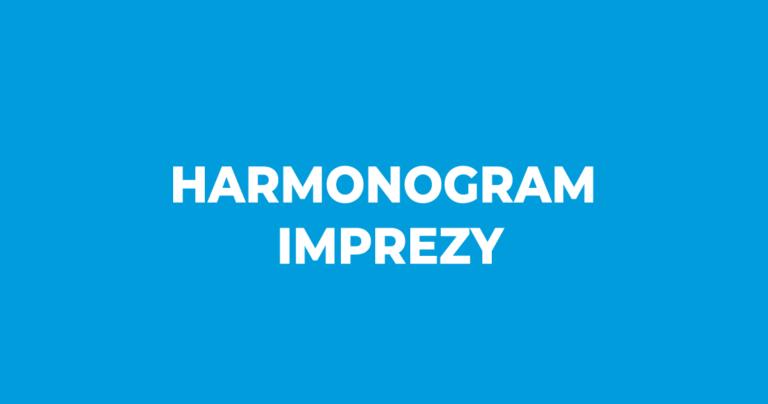 Harmonogram Dni Pabianic 2021