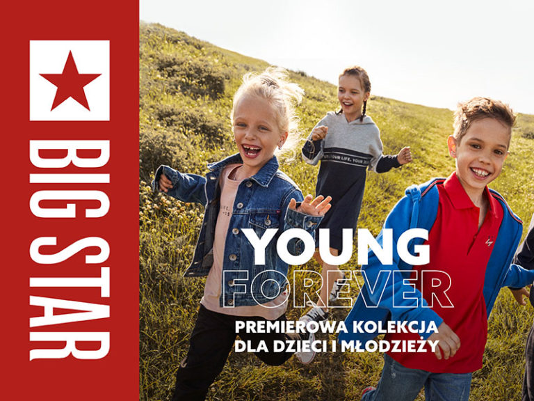 Kolekcja YOUNG – BIG STAR