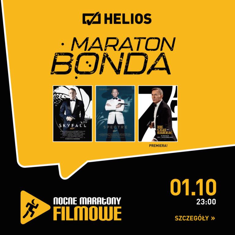Maraton Bonda- Kino Helios