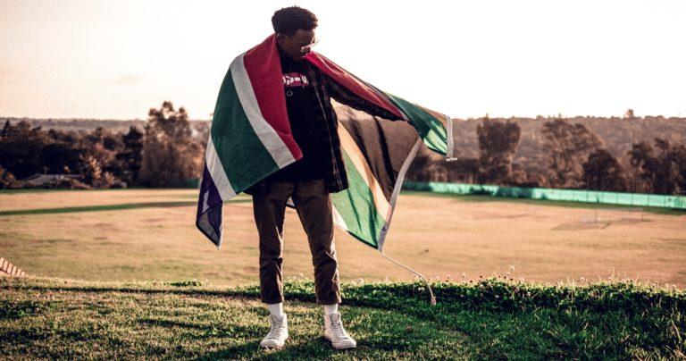 Wieczór z kulturą Południowej Afryki w Tkalni